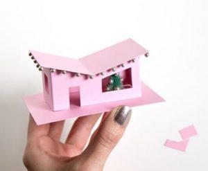 cách làm những đồ vật dễ thương bằng giấy